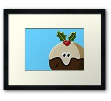Pudding Framed Print