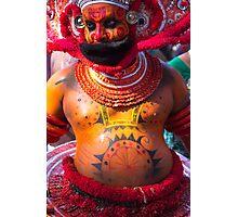 Theyyam artsit Photographic Print