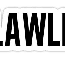 Flawless Sticker