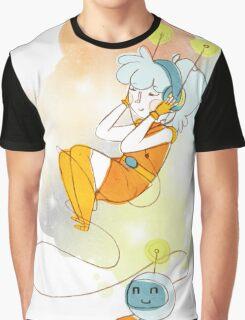 Colour the Rhythm Graphic T-Shirt