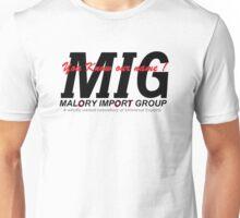 U NO R NAME MIG Unisex T-Shirt