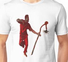CHANGO KING OF FIRE BY LIZ LOZ Unisex T-Shirt