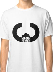 Cloud Creator. Classic T-Shirt