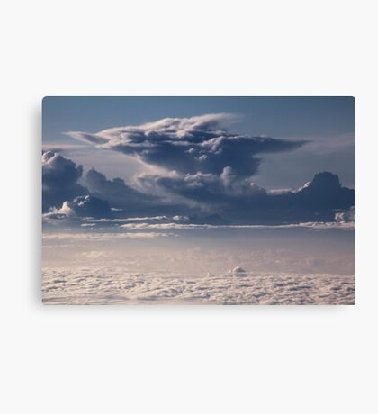 Cloudscape Canvas Print