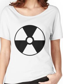 RADIOACTIVE. Women's Relaxed Fit T-Shirt