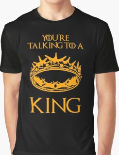 Game of Thrones: The Crown Graphic T-Shirt