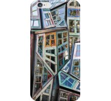 Abstract Windows iPhone Case/Skin