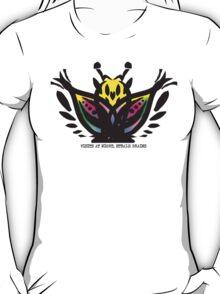 Wise mystical butterfly steals brains T-Shirt
