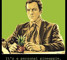 A personal pineapple by Linda1978