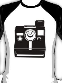 Retro Camera. T-Shirt