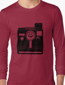 Retro Camera. Long Sleeve T-Shirt