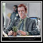 A personal pineapple - original by Linda1978