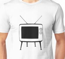 Old TV. Unisex T-Shirt