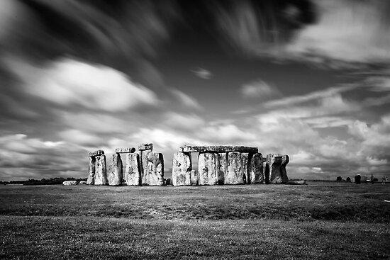 Stonehenge by dogboxphoto