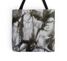When We Stand Together Tote Bag