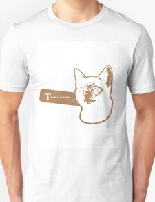 Too Cat to Function T-Shirt