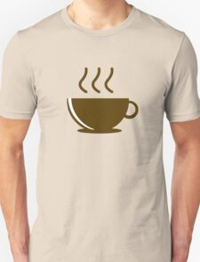 Artistic Cup Of Coffee 2 T-Shirt