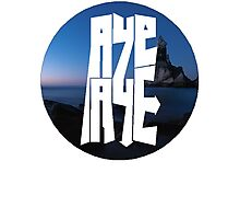 AYE AYE  Photographic Print