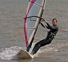 Windsurfer by DonMc