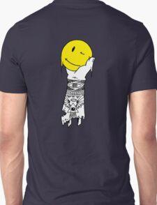 smiley arm Unisex T-Shirt