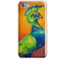 Green Phoenix iPhone Case/Skin
