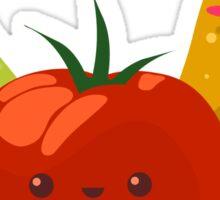 Funny Fruits Fun Pack 2 Sticker