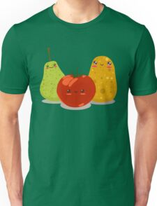 Funny Fruits Fun Pack 2 Unisex T-Shirt