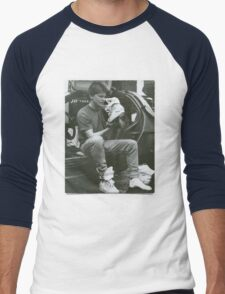 Marty Mcfly Back to the future Men's Baseball ¾ T-Shirt