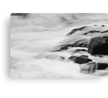 Streaming Seas Canvas Print