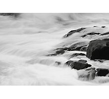 Streaming Seas Photographic Print