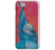 Blue Phoenix iPhone Case/Skin