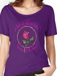 as old as time Women's Relaxed Fit T-Shirt