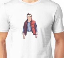 Morty McFly Unisex T-Shirt