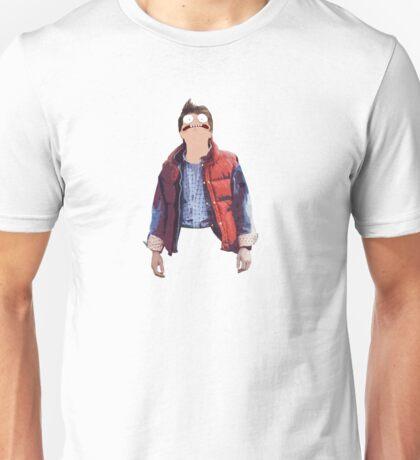 Morty McFly Unisex T-Shirt