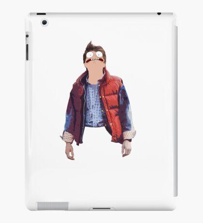 Morty McFly iPad Case/Skin