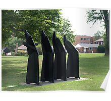Praying Sisters Poster