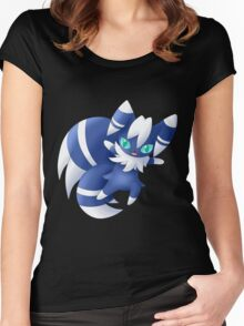 Meowstic Women's Fitted Scoop T-Shirt