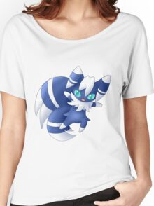 Meowstic Women's Relaxed Fit T-Shirt