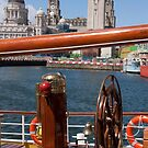 Liverpool Festival of Sail by Brian Beckett