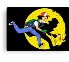 Tintin Ketchum Canvas Print