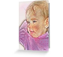 Our Angel Greeting Card