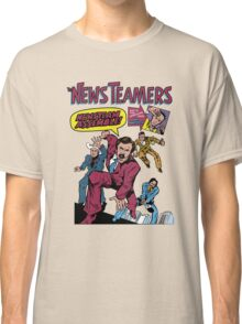 News Team Assemble! Classic T-Shirt