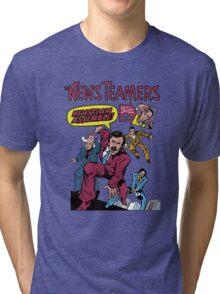 News Team Assemble! Tri-blend T-Shirt