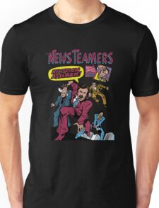 News Team Assemble! Unisex T-Shirt