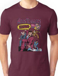 News Team Assemble! Unisex T-Shirt