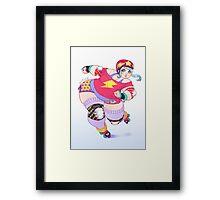 Bomba Framed Print