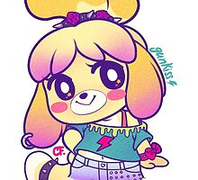 Pastel Isabelle by Gunkiss