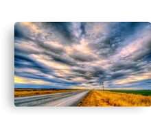 There...... Canvas Print
