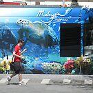 Melbourne Travelling Blues by GemmaWiseman