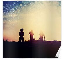 Sun In Our Eyes Poster